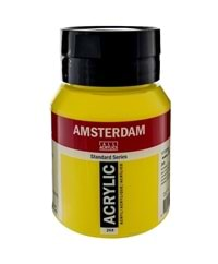 AMSTERDAM AKRİLİK 500ML. AZO YELLOW LT.