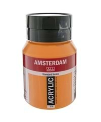 AMSTERDAM AKRİLİK 500ML. AZO ORANGE